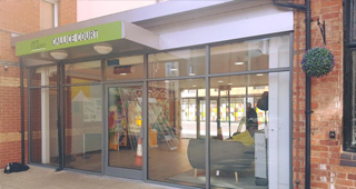 Automatic Doors Devon